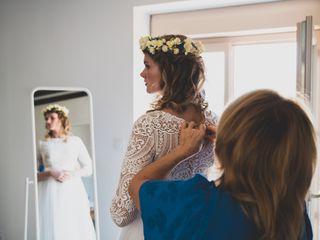 Le mariage de Alina et Raphaël 1