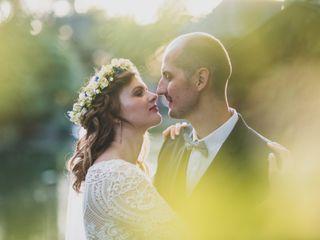 Le mariage de Alina et Raphaël