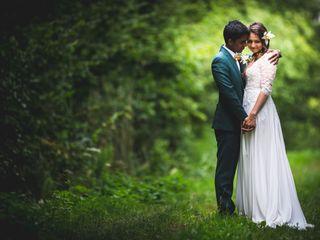 Le mariage de Marie-Louise et Ananthon