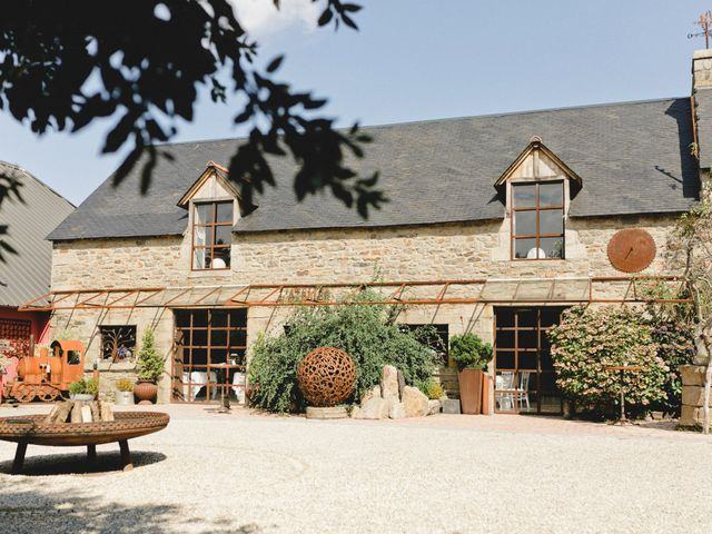 Le mariage de Clément et Gaelle à Concarneau, Finistère 1