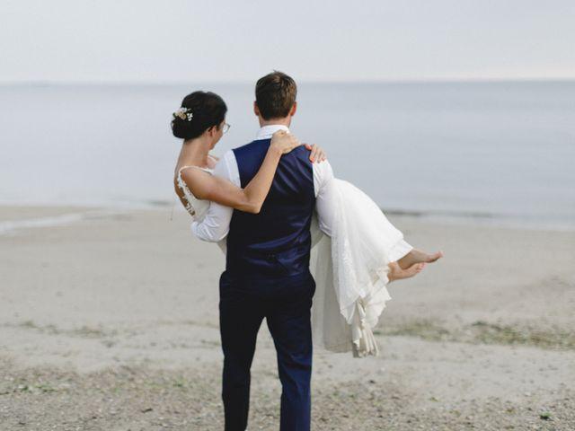 Le mariage de Clément et Gaelle à Concarneau, Finistère 87