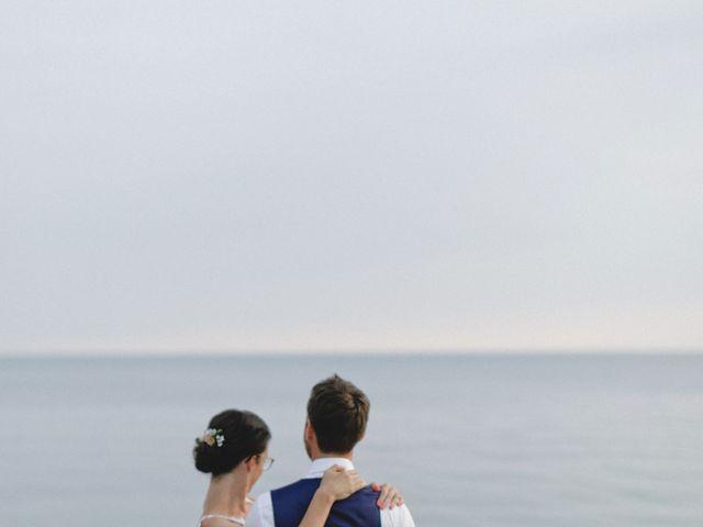 Le mariage de Clément et Gaelle à Concarneau, Finistère 88