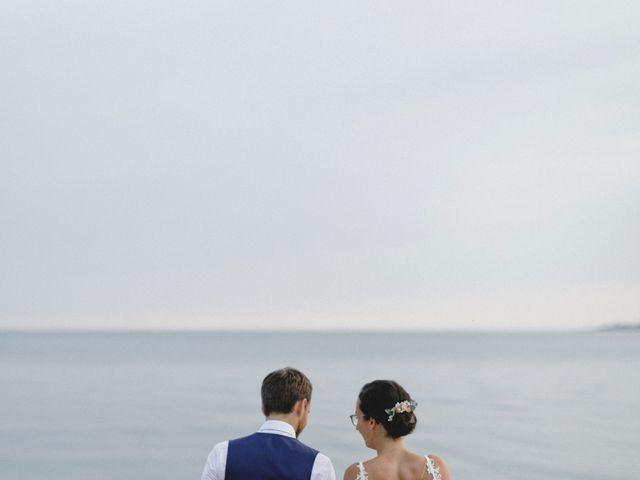 Le mariage de Clément et Gaelle à Concarneau, Finistère 90