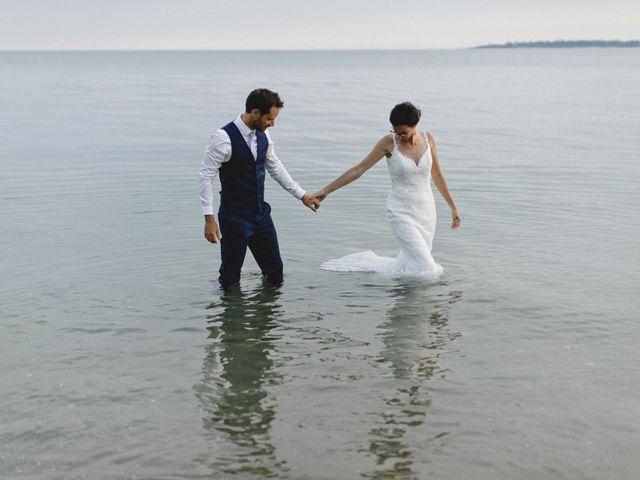 Le mariage de Clément et Gaelle à Concarneau, Finistère 92