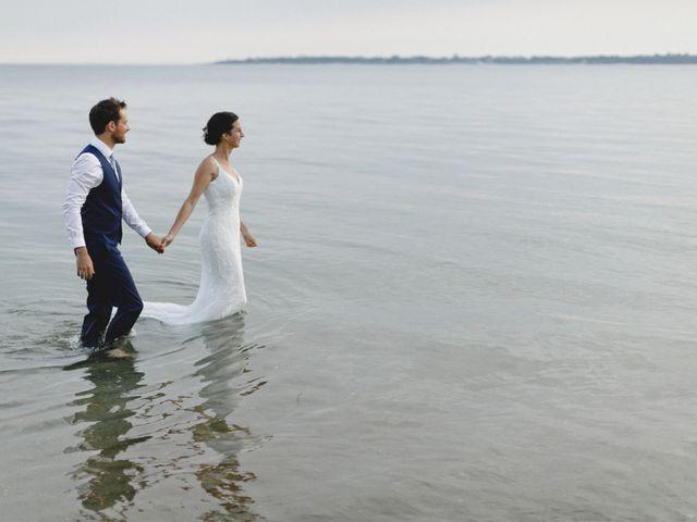 Le mariage de Clément et Gaelle à Concarneau, Finistère 94