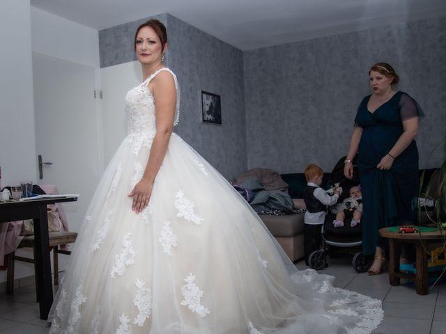 Le mariage de Julien et Aline à Ballancourt-sur-Essonne, Essonne 15
