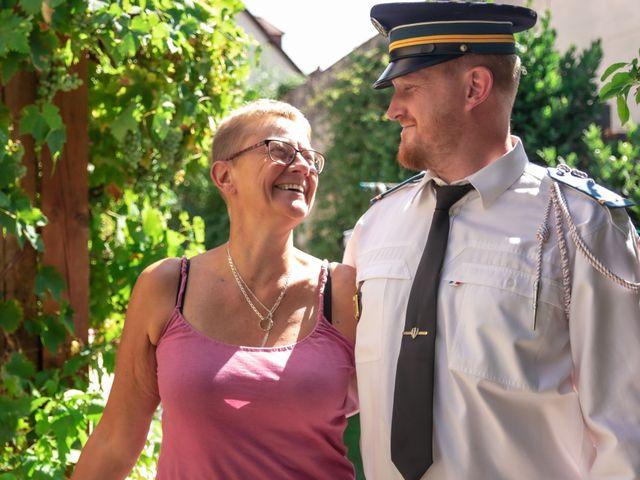 Le mariage de Julien et Aline à Ballancourt-sur-Essonne, Essonne 24