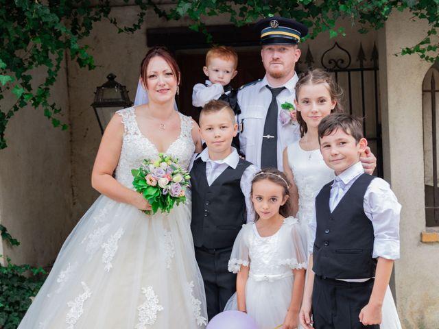 Le mariage de Julien et Aline à Ballancourt-sur-Essonne, Essonne 26