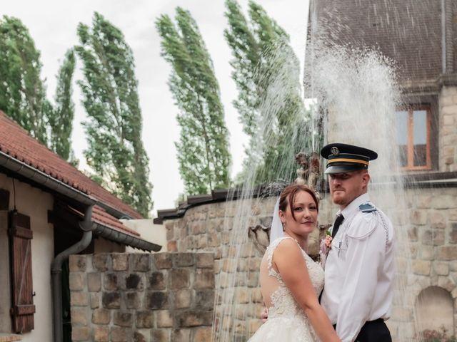 Le mariage de Julien et Aline à Ballancourt-sur-Essonne, Essonne 36