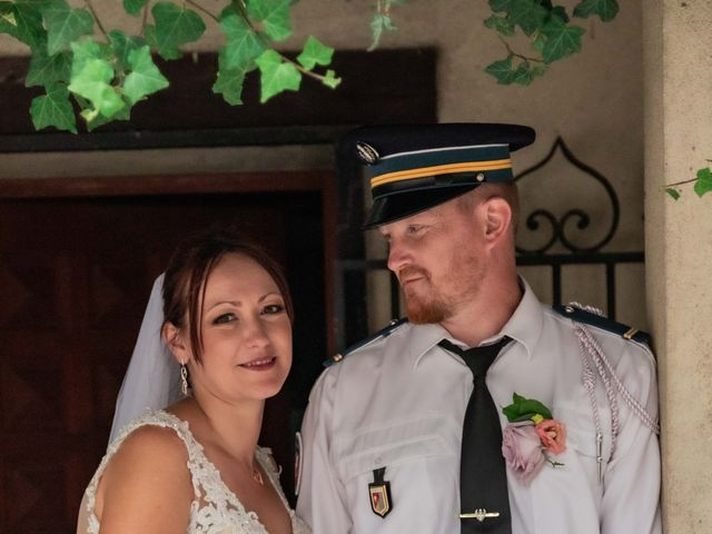 Le mariage de Julien et Aline à Ballancourt-sur-Essonne, Essonne 37