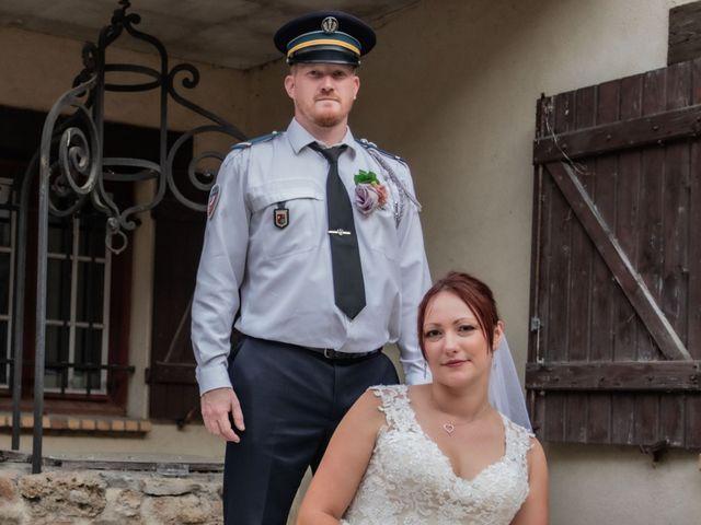 Le mariage de Julien et Aline à Ballancourt-sur-Essonne, Essonne 38