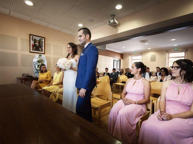 Le mariage de Cédric et Myriam à Montmerle-sur-Saône, Ain 20