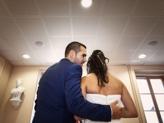 Le mariage de Cédric et Myriam à Montmerle-sur-Saône, Ain 21