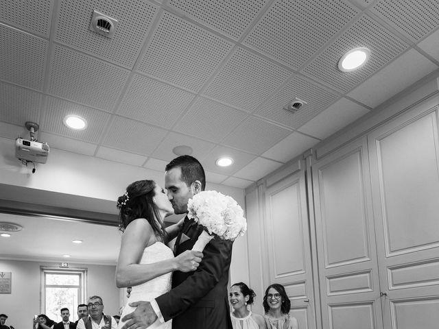 Le mariage de Cédric et Myriam à Montmerle-sur-Saône, Ain 22