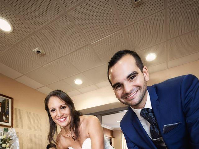 Le mariage de Cédric et Myriam à Montmerle-sur-Saône, Ain 25