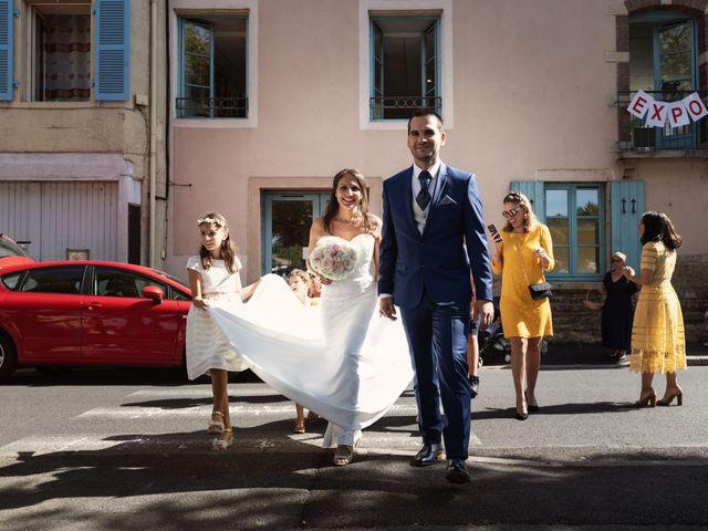 Le mariage de Cédric et Myriam à Montmerle-sur-Saône, Ain 39