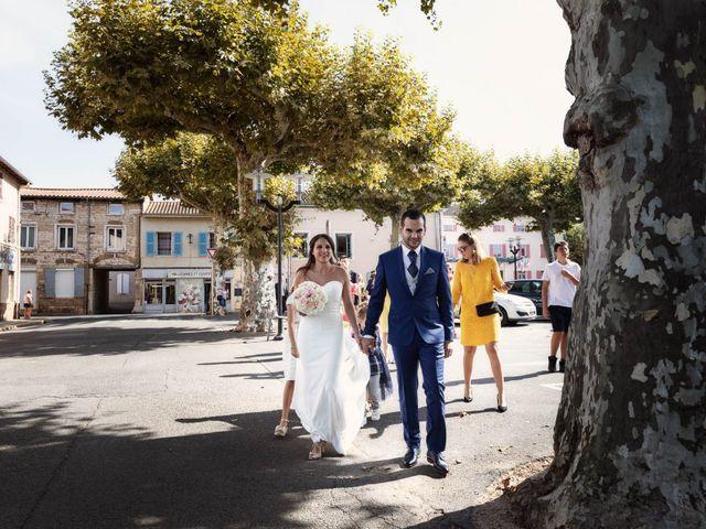 Le mariage de Cédric et Myriam à Montmerle-sur-Saône, Ain 43