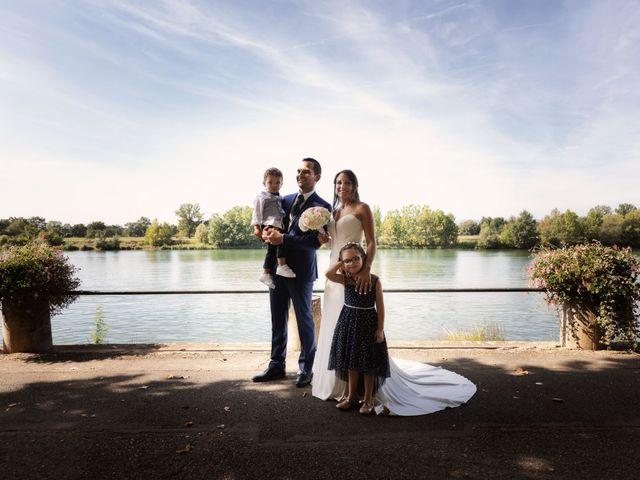 Le mariage de Cédric et Myriam à Montmerle-sur-Saône, Ain 46