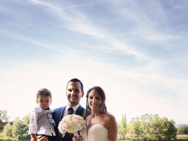 Le mariage de Cédric et Myriam à Montmerle-sur-Saône, Ain 47
