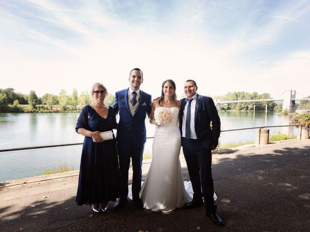 Le mariage de Cédric et Myriam à Montmerle-sur-Saône, Ain 50