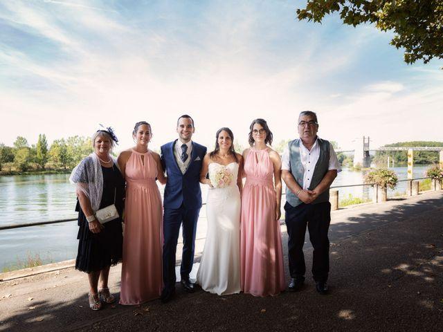 Le mariage de Cédric et Myriam à Montmerle-sur-Saône, Ain 53