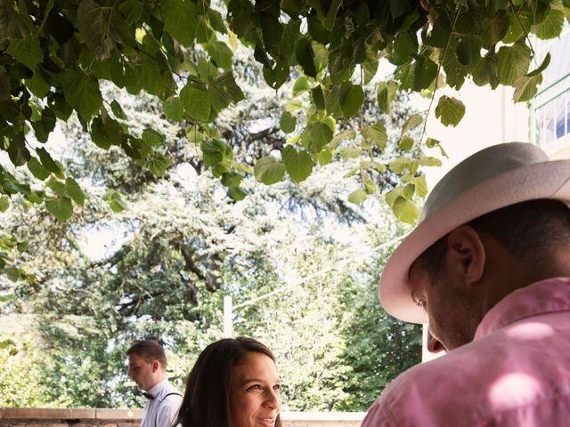 Le mariage de Cédric et Myriam à Montmerle-sur-Saône, Ain 94