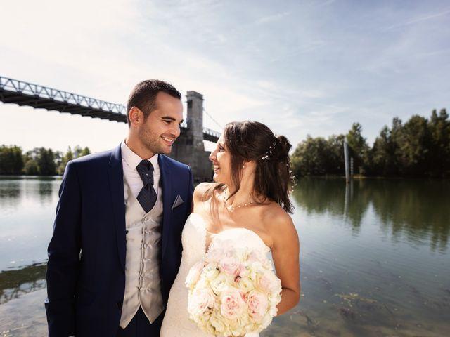 Le mariage de Cédric et Myriam à Montmerle-sur-Saône, Ain 105