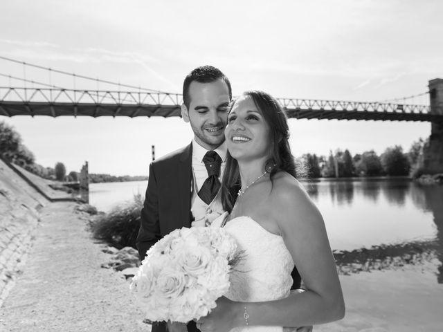 Le mariage de Cédric et Myriam à Montmerle-sur-Saône, Ain 106