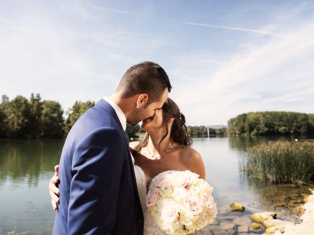 Le mariage de Cédric et Myriam à Montmerle-sur-Saône, Ain 107