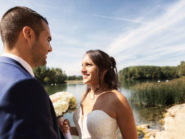 Le mariage de Cédric et Myriam à Montmerle-sur-Saône, Ain 108