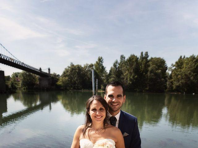 Le mariage de Cédric et Myriam à Montmerle-sur-Saône, Ain 111