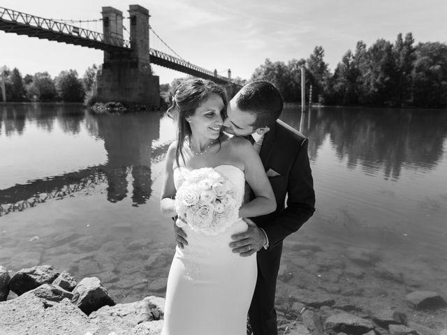 Le mariage de Cédric et Myriam à Montmerle-sur-Saône, Ain 112