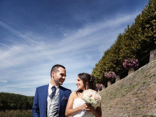 Le mariage de Cédric et Myriam à Montmerle-sur-Saône, Ain 118