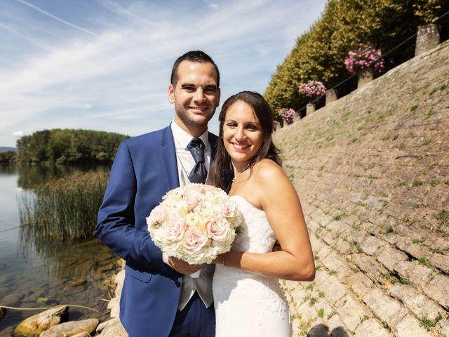 Le mariage de Cédric et Myriam à Montmerle-sur-Saône, Ain 120