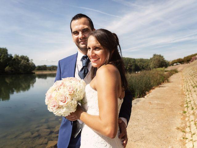 Le mariage de Cédric et Myriam à Montmerle-sur-Saône, Ain 121
