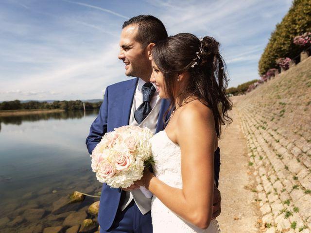 Le mariage de Cédric et Myriam à Montmerle-sur-Saône, Ain 122