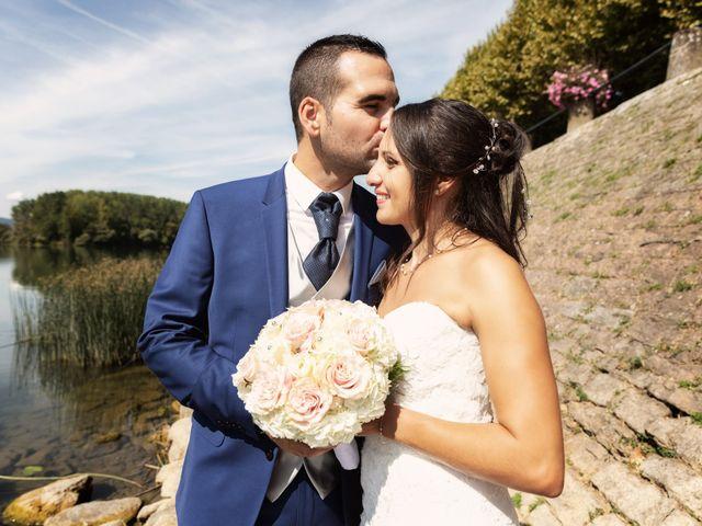 Le mariage de Cédric et Myriam à Montmerle-sur-Saône, Ain 123