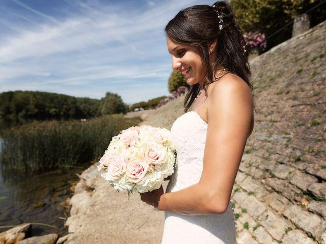 Le mariage de Cédric et Myriam à Montmerle-sur-Saône, Ain 126