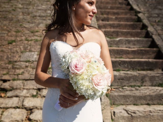 Le mariage de Cédric et Myriam à Montmerle-sur-Saône, Ain 130