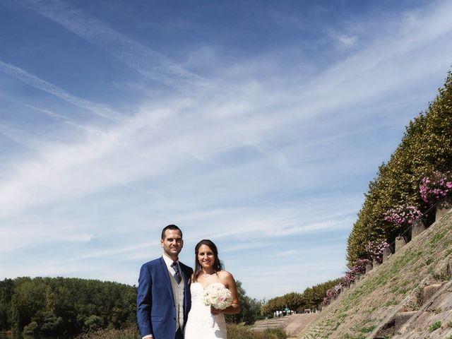 Le mariage de Cédric et Myriam à Montmerle-sur-Saône, Ain 131