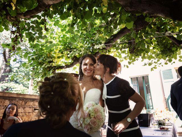 Le mariage de Cédric et Myriam à Montmerle-sur-Saône, Ain 137