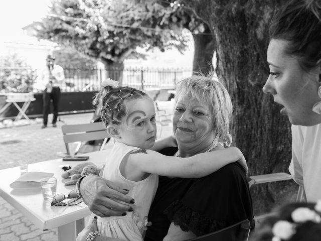 Le mariage de Cédric et Myriam à Montmerle-sur-Saône, Ain 139