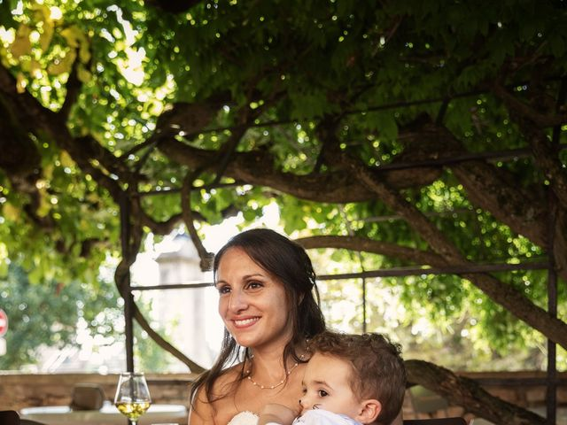 Le mariage de Cédric et Myriam à Montmerle-sur-Saône, Ain 142