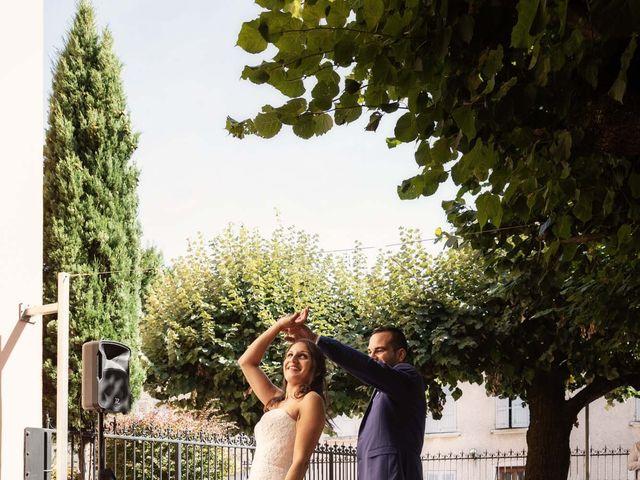 Le mariage de Cédric et Myriam à Montmerle-sur-Saône, Ain 168