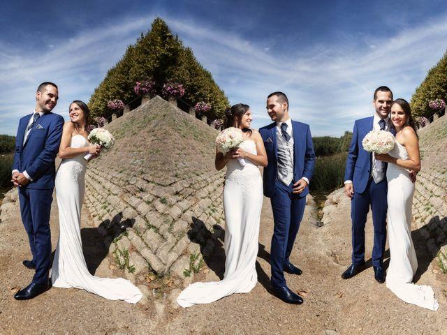 Le mariage de Cédric et Myriam à Montmerle-sur-Saône, Ain 1
