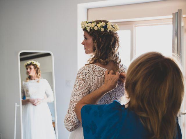 Le mariage de Raphaël et Alina à Châteaubourg, Ille et Vilaine 2