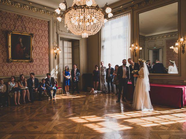 Le mariage de Raphaël et Alina à Châteaubourg, Ille et Vilaine 4