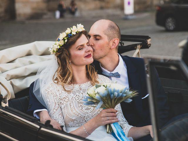 Le mariage de Raphaël et Alina à Châteaubourg, Ille et Vilaine 1