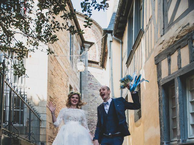 Le mariage de Raphaël et Alina à Châteaubourg, Ille et Vilaine 12