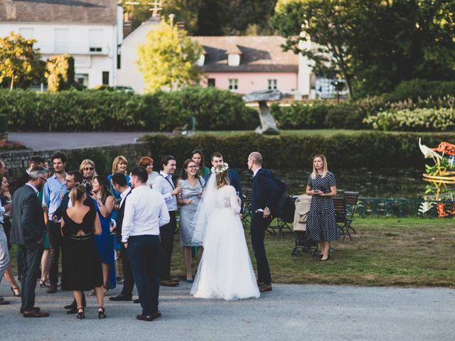 Le mariage de Raphaël et Alina à Châteaubourg, Ille et Vilaine 15